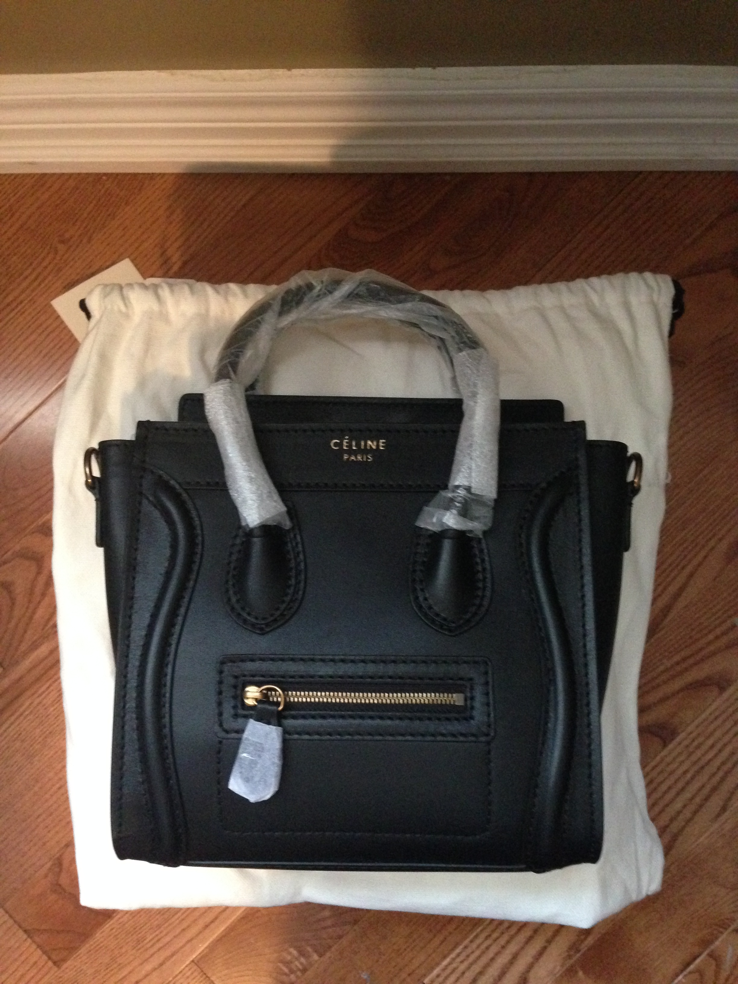 black celine handbags