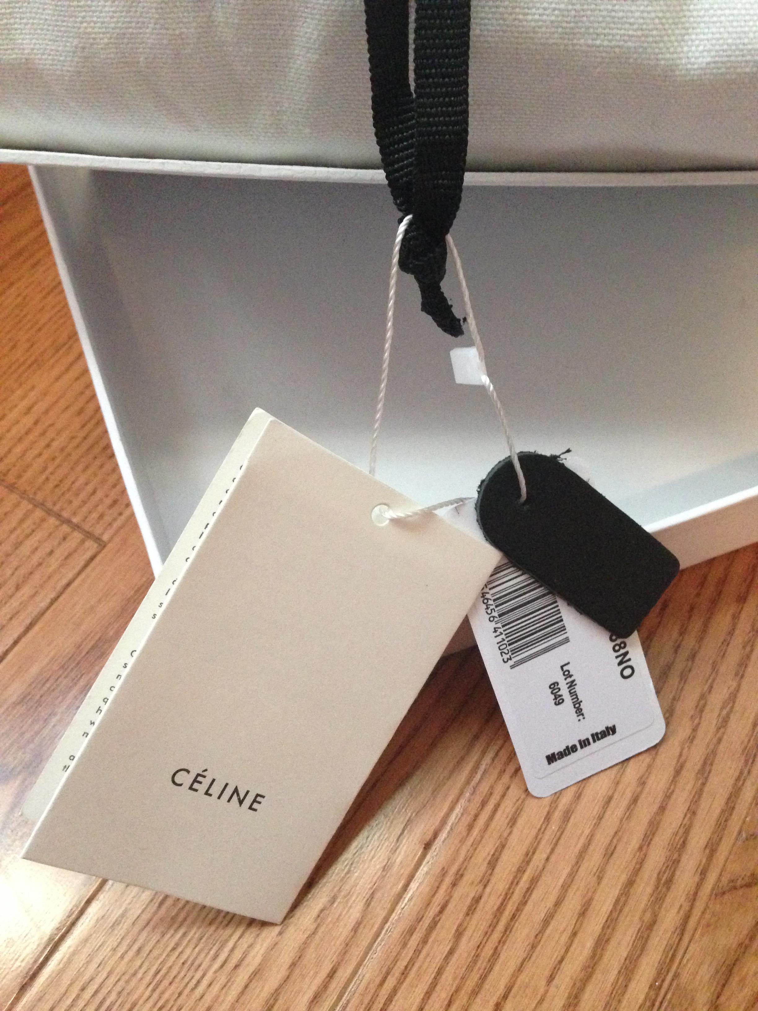 buy authentic celine handbags