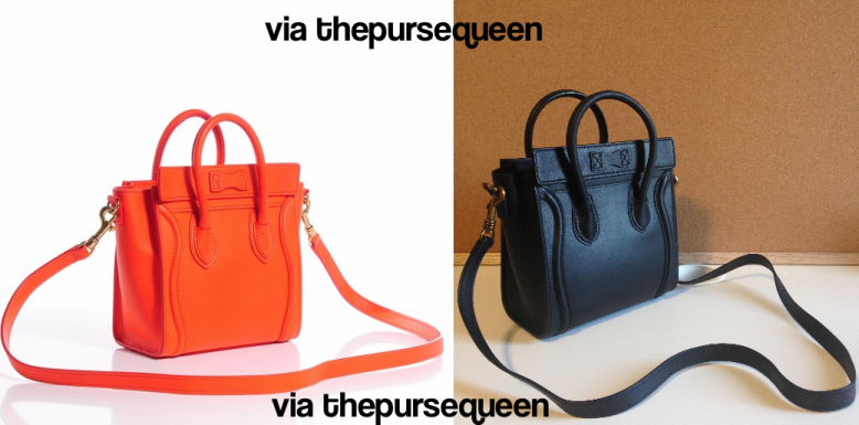 buy celine luggage bag online - Can You Spot Fake Celine Bags? A Guide to Authentic vs. Replica ...