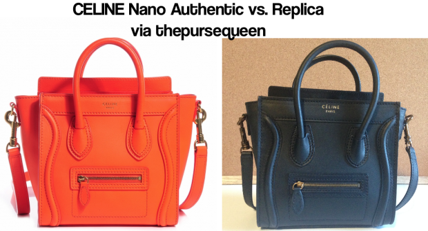 Real Vs. Fake – Authentic & Replica Bags/Handbags Reviews by ...