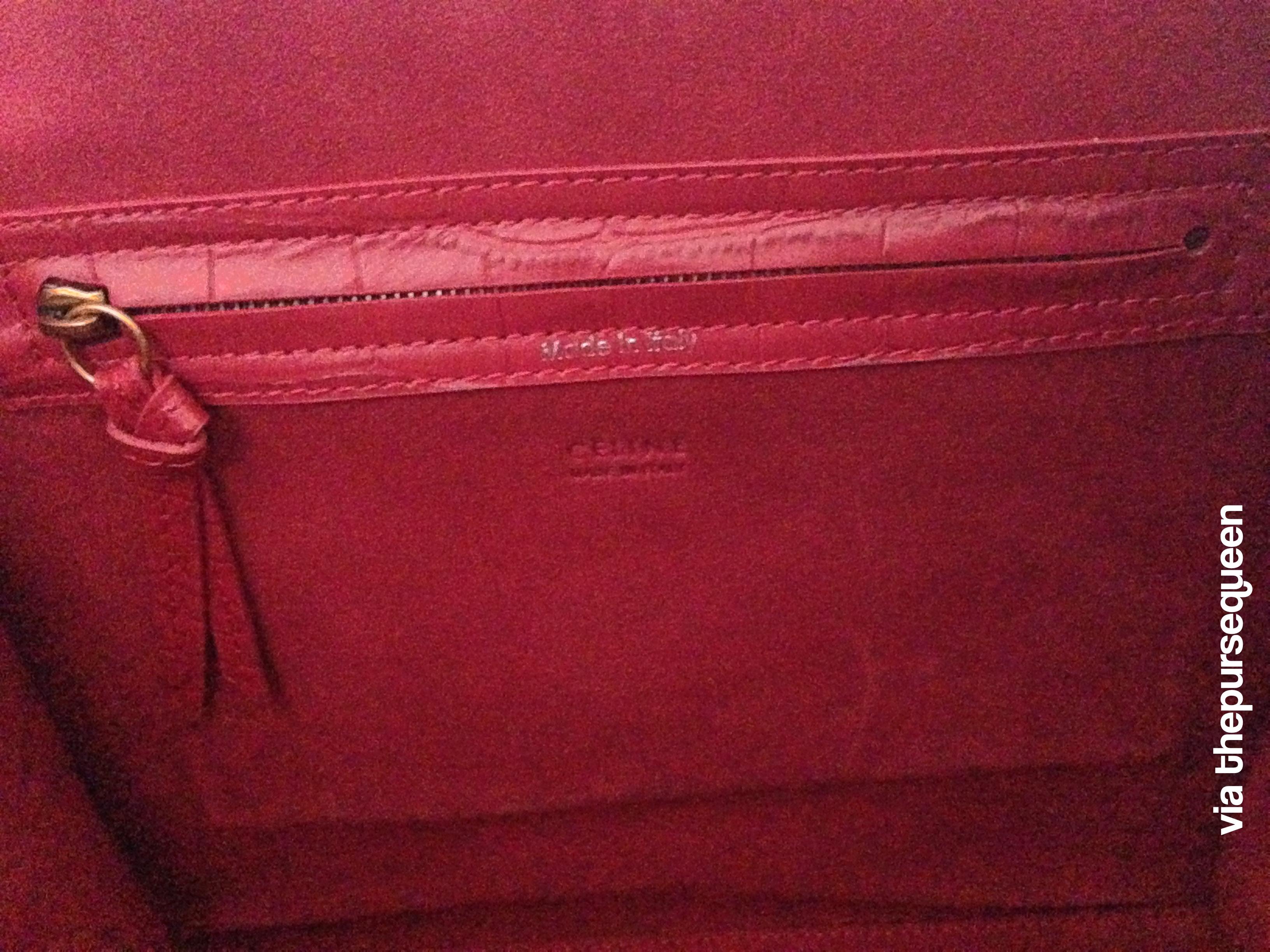 Celine Phantom Replica Review \u2013 Authentic \u0026amp; Replica Bags \u0026amp; Replica ...
