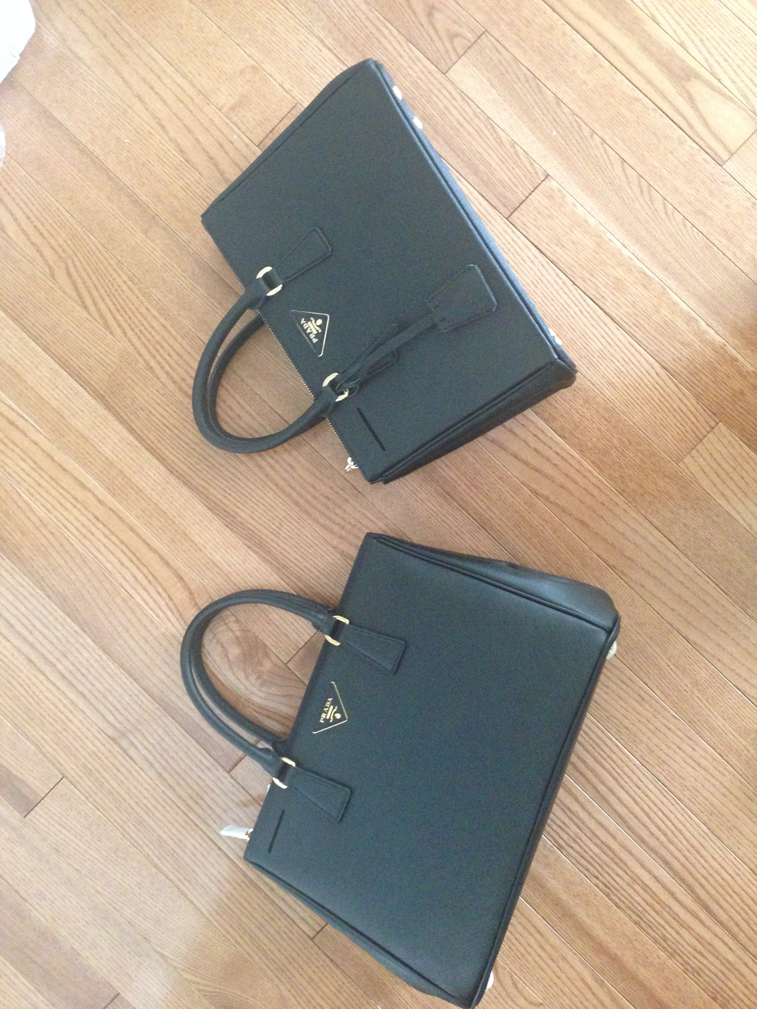 is my prada bag fake or original