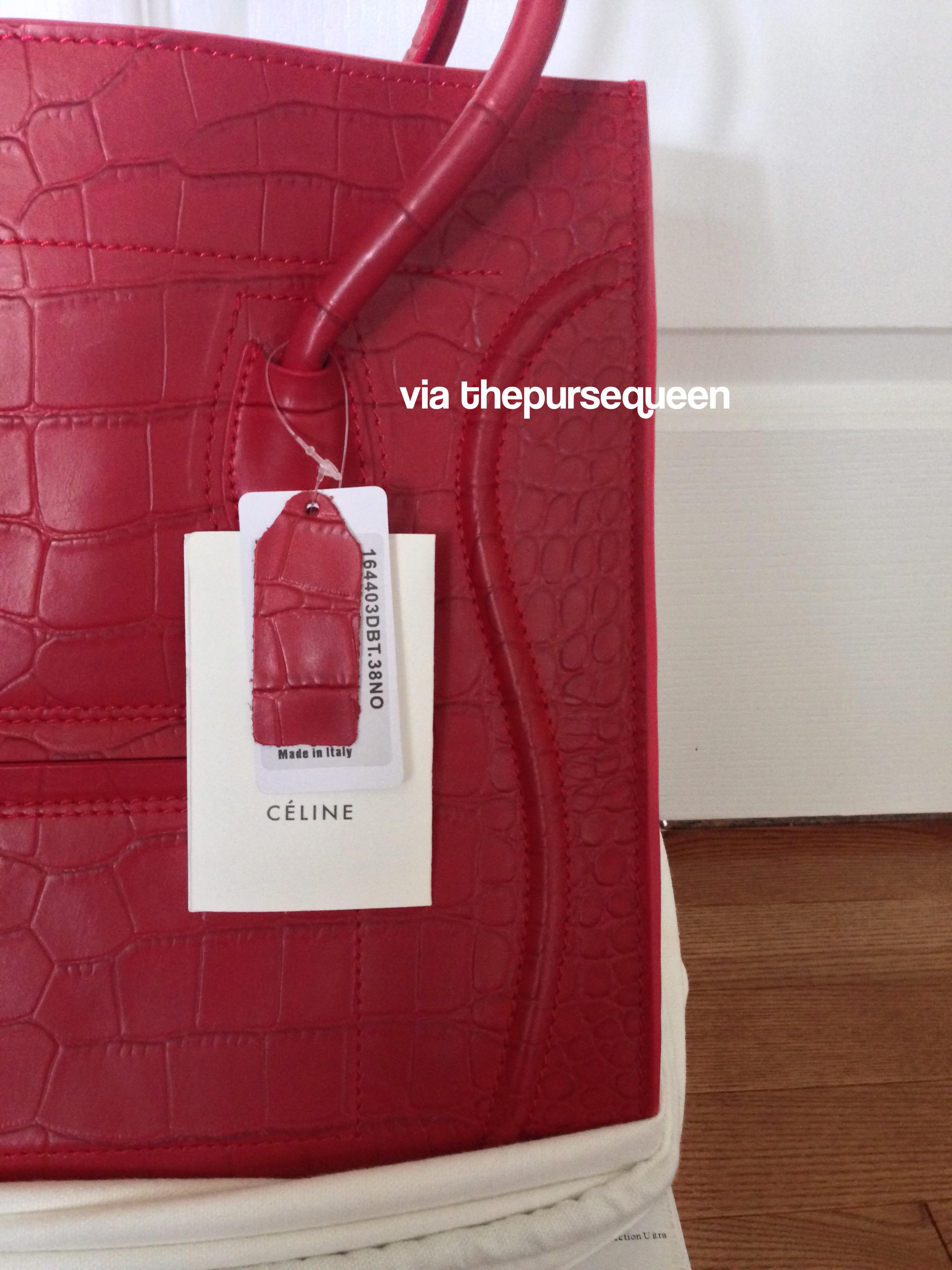 celine pink purse - authentic vs replica �C Authentic & Replica Bags & Replica Handbags ...