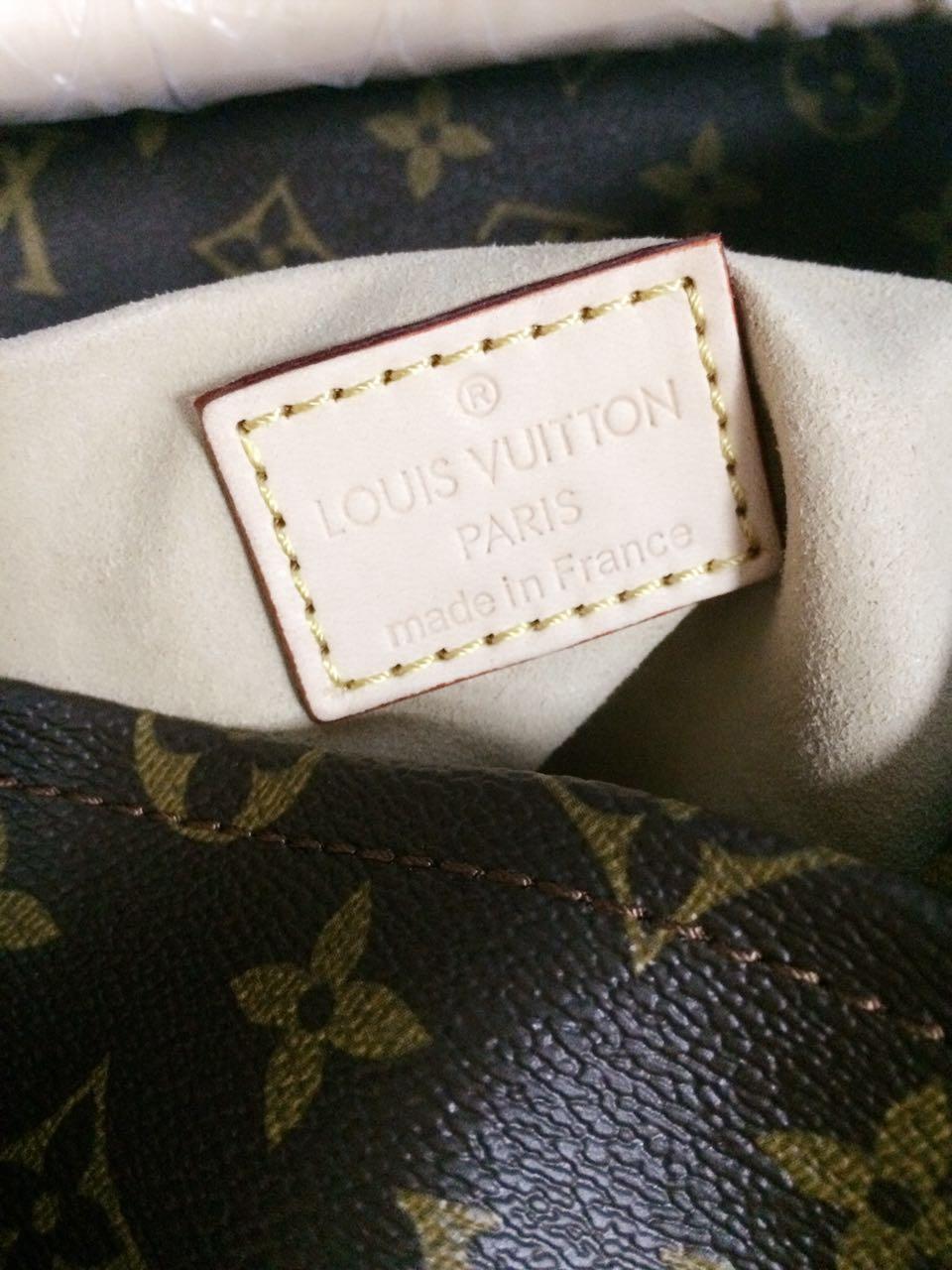 Louis Vuitton Artsy Mm Monogram Canvas Replica Review Authentic Replica Bags Handbags
