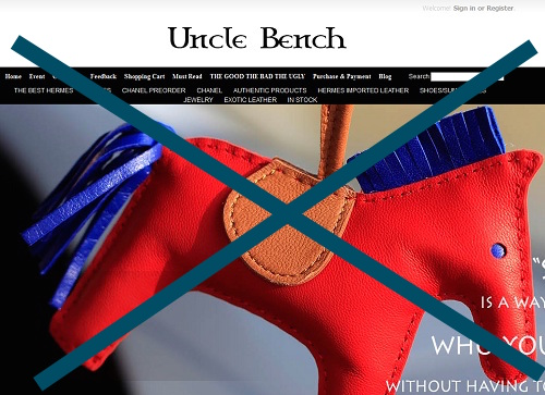 uncle bench review