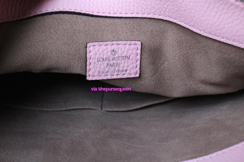 babylone pm mahina replica authentic 5 inside pocket suede