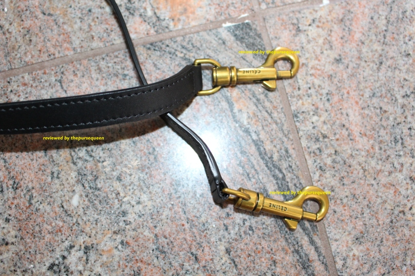 celine bag strap hardware #celine #nano #tricolor #authentic #real #fake #replica