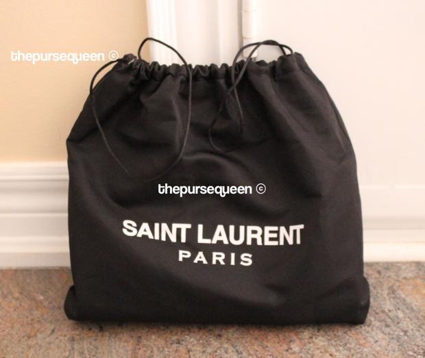 Yves Saint Laurent Ysl Cassandre Tassel Chain Bag