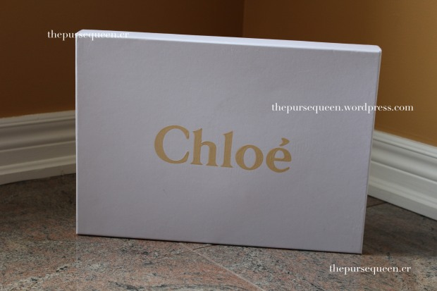 chloe faye bag box