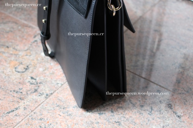 chloe faye bag replica authentic review side of bag accordian
