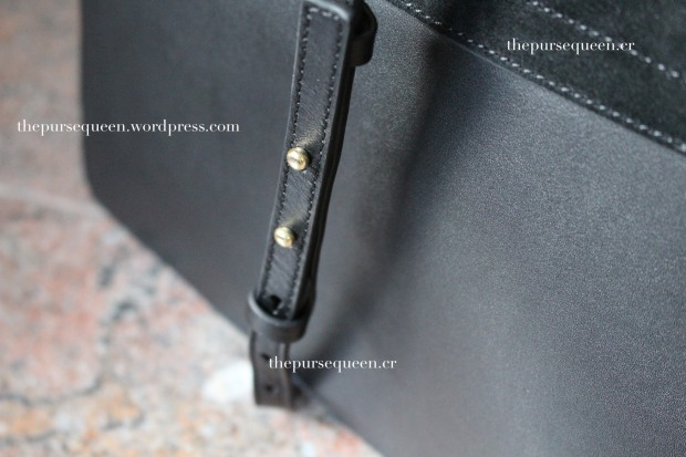 chloe faye bag replica authentic review strap closeup